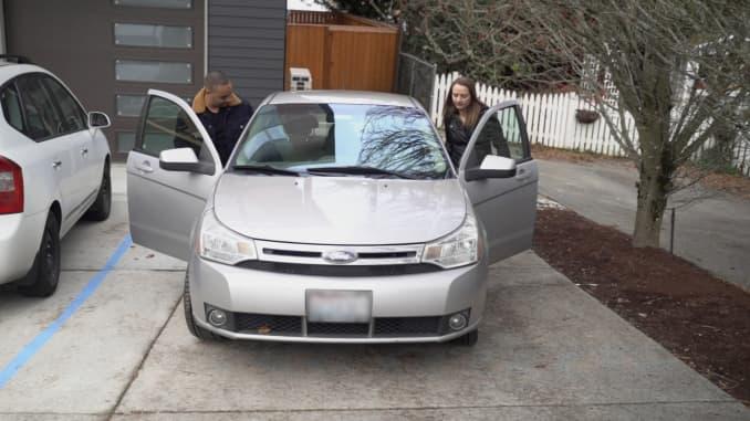 Millennial money: todd baldwin car