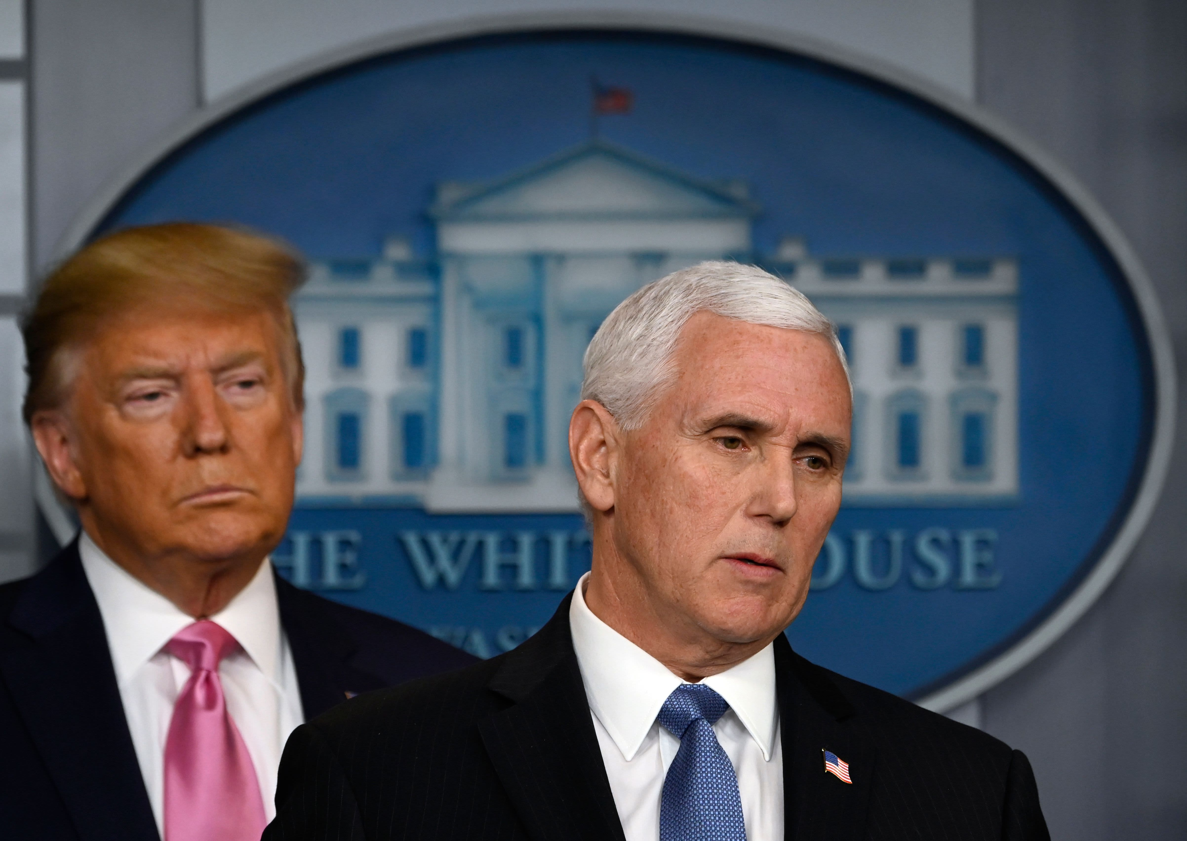 Coronavirus live updates: Pence says markets will recover, WHO chief warns of more Europe outbreaks