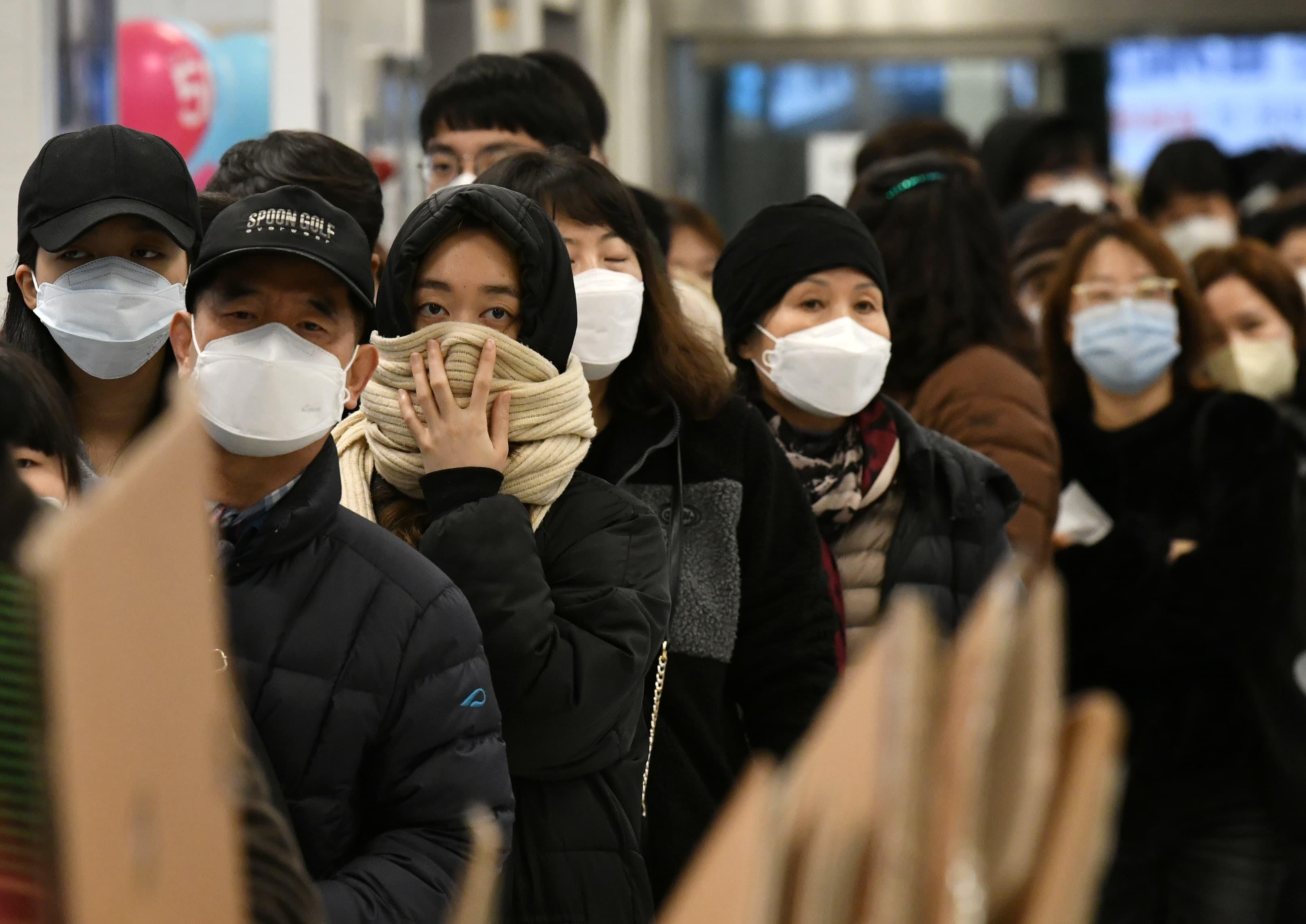 Japan unveils $4 billion coronavirus package