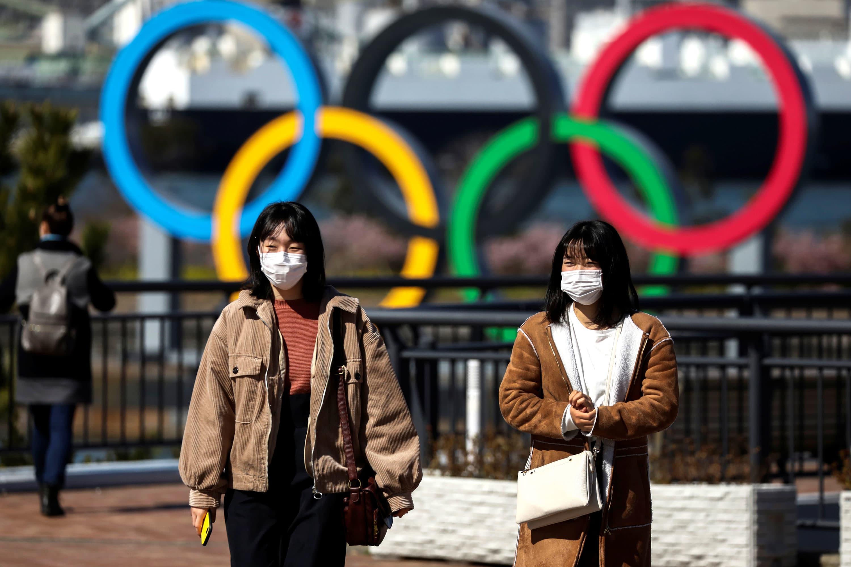 WHO advising Tokyo 2020 Olympics organizers as coronavirus spreads