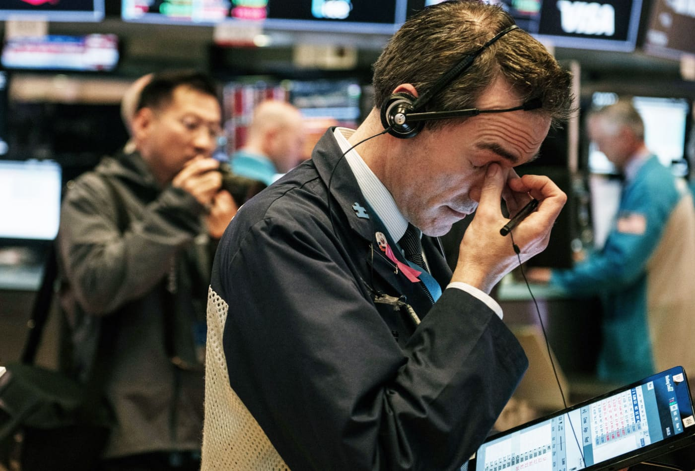Here's what can happen if you flee the stock market for cash