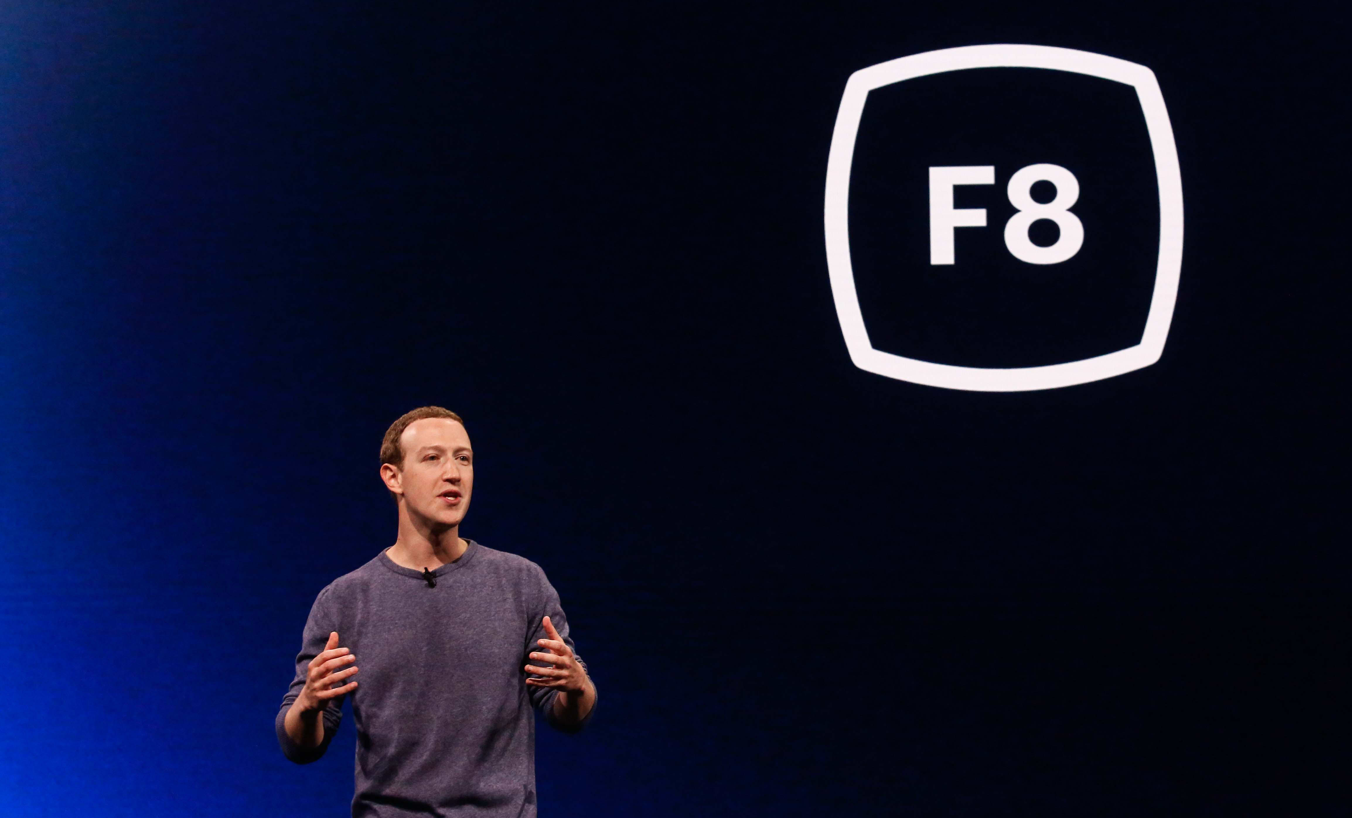 Facebook cancels its annual developer conference amid coronavirus outbreak