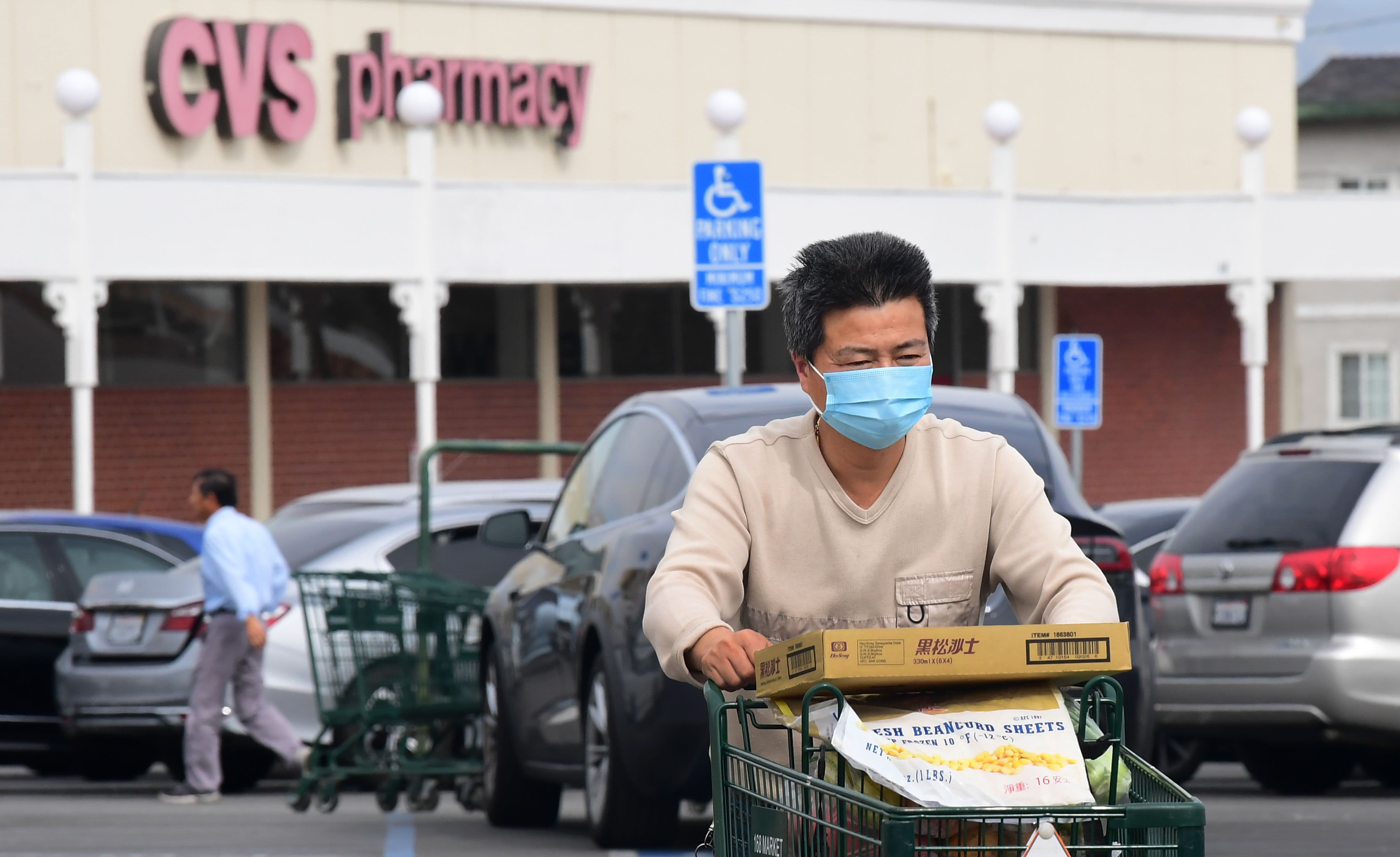 Don't 'waste your money' on masks, says doctor: If you're worried about coronavirus, here's what to buy