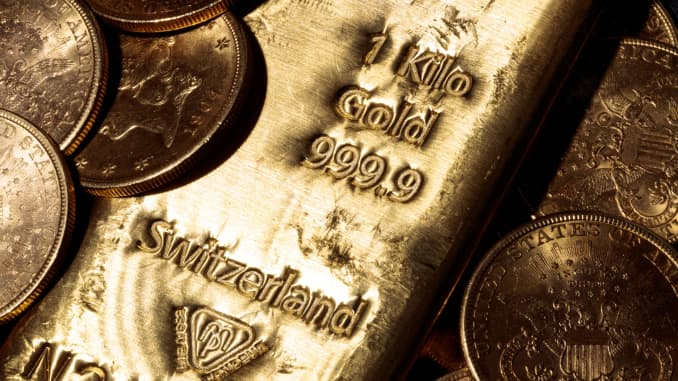 Bank Of America Raises Gold Forecast By