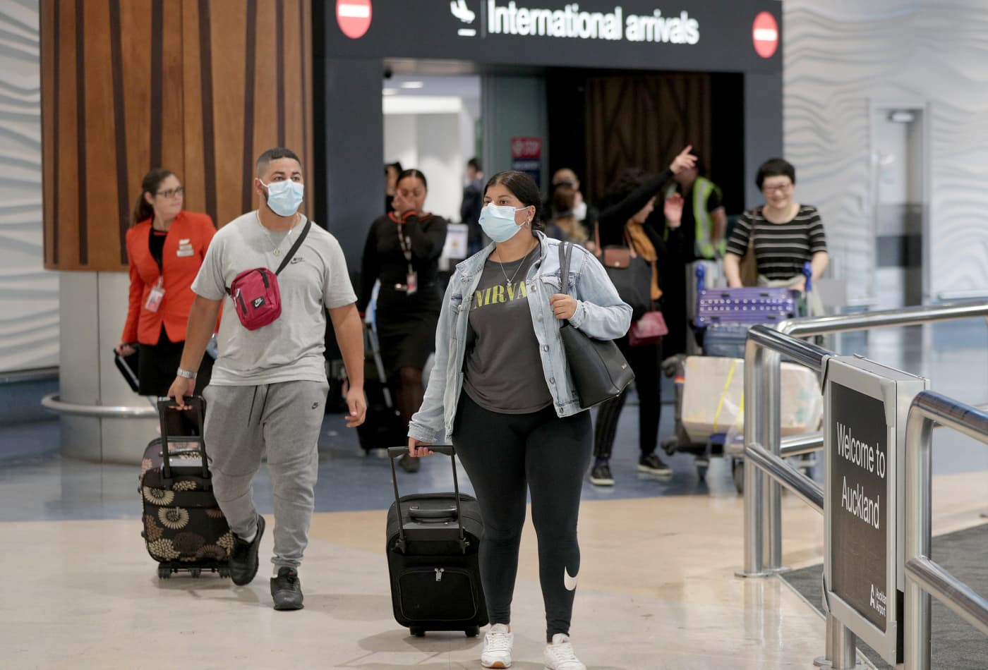Coronavirus live updates: New Zealand reports first case, Tokyo Disneyland temporarily shuts down