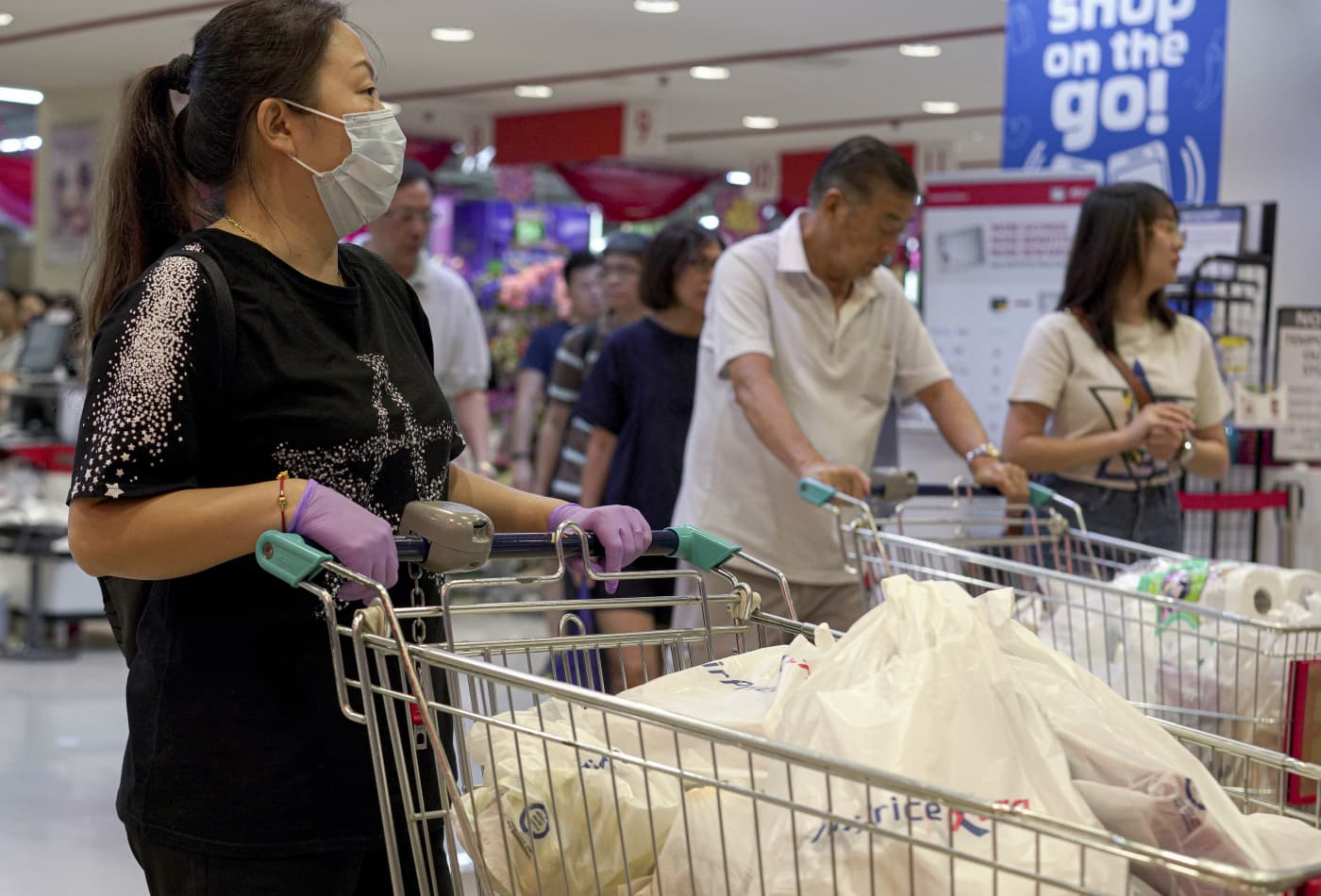 Alibaba-owned Lazada sees 'unprecedented demand' for online grocery in Singapore
