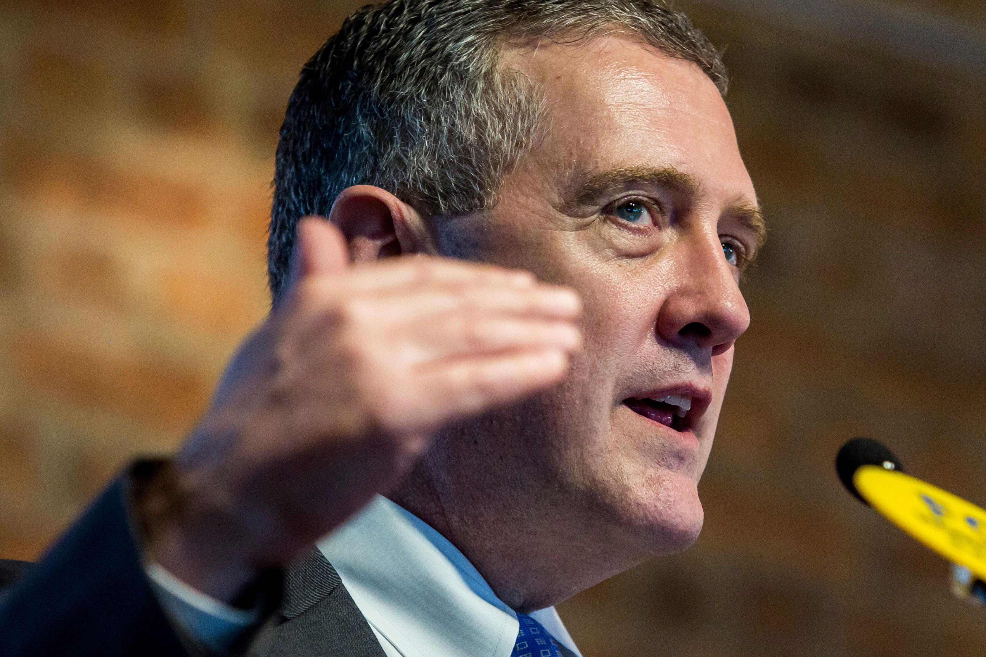 Fed's James Bullard says rate cuts only if coronavirus hits pandemic