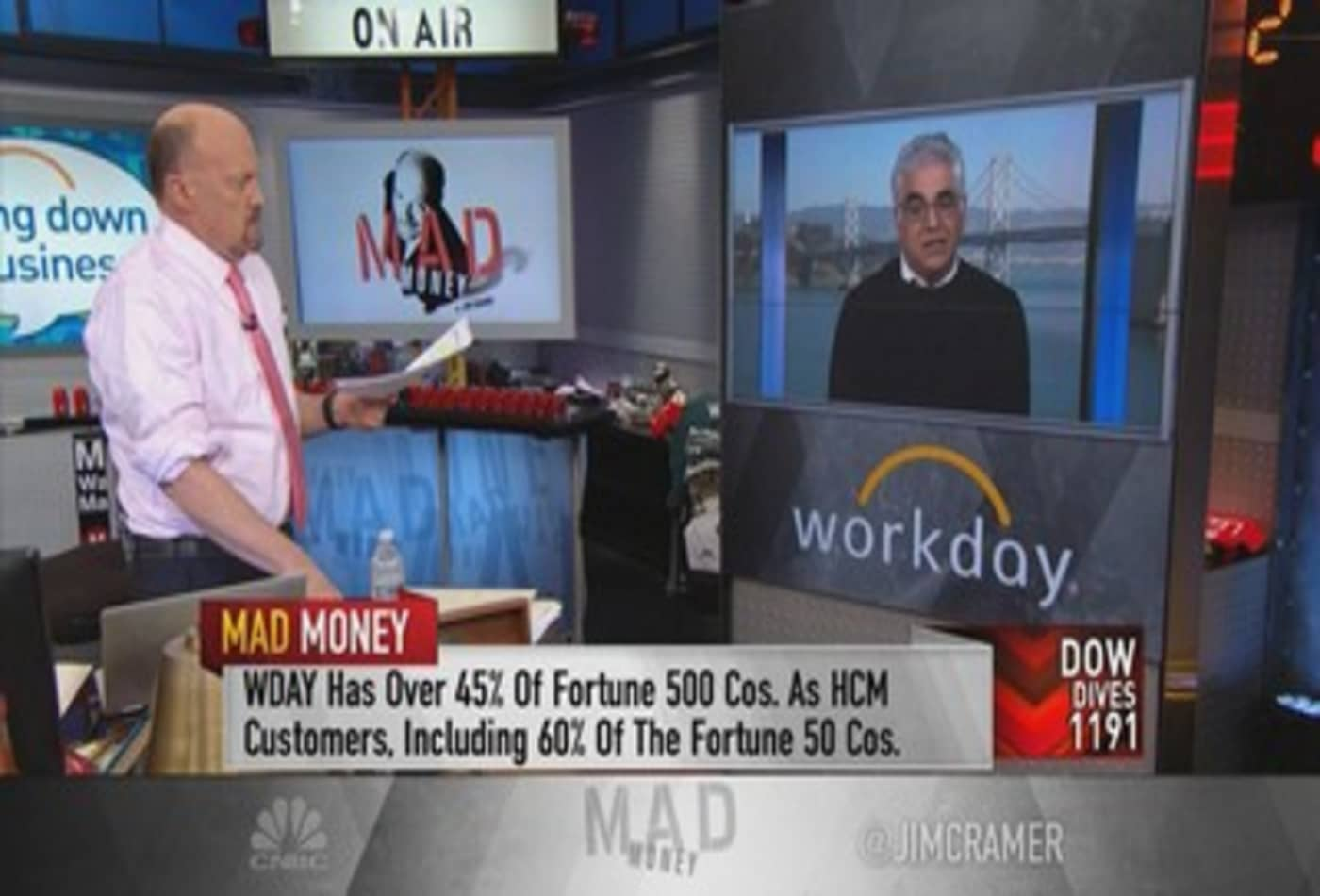 Workday CEO talks Q4 earnings, expects coronavirus concerns will ease by summer