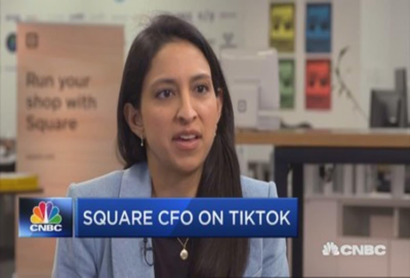 Square CFO on earnings, millennial marketing and coronavirus