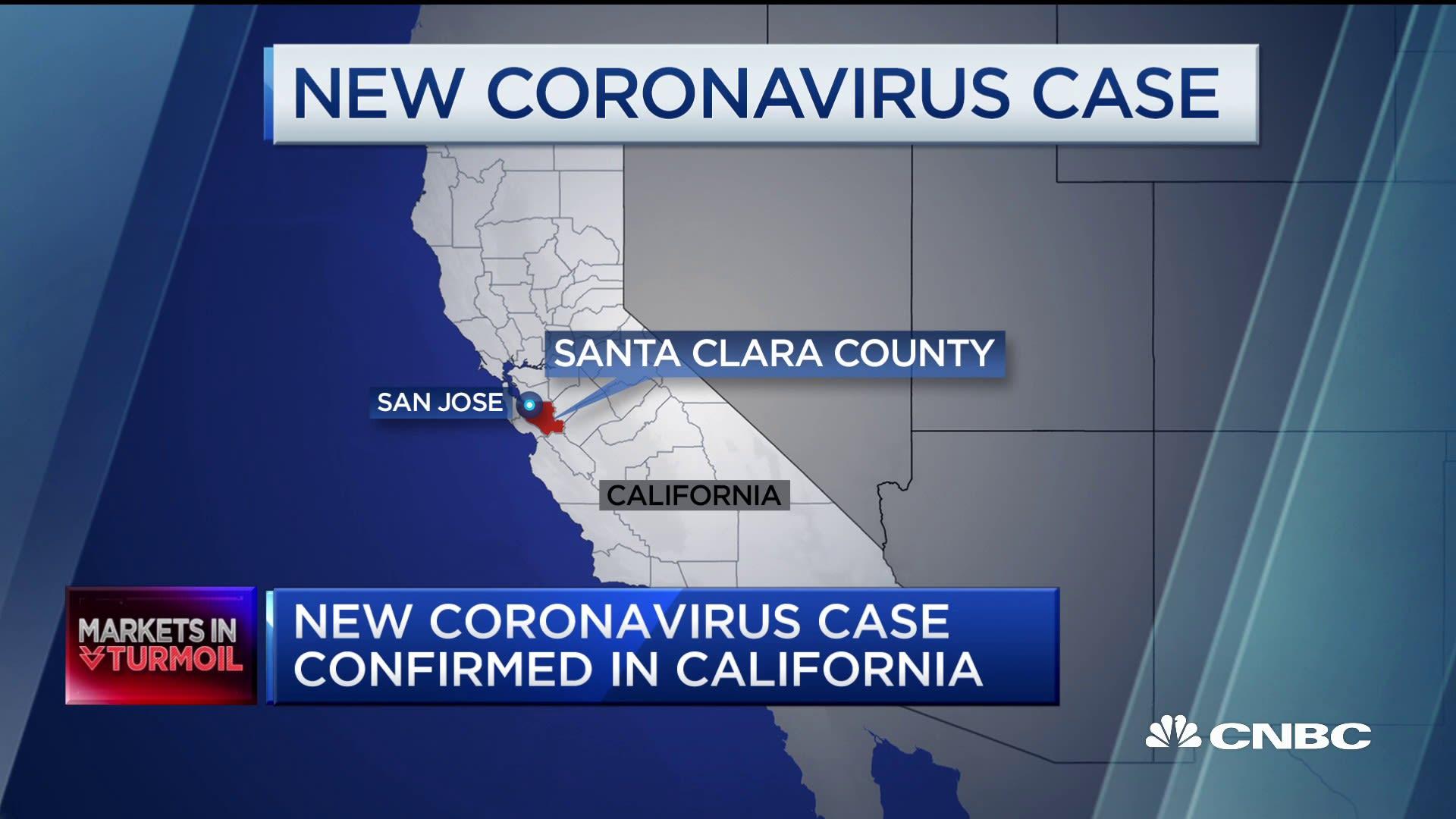 coronavirus first case in santa clara county