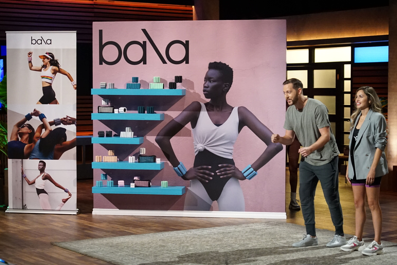'Shark Tank': Mark Cuban and Maria Sharapova invested nearly $1 million in a wearable weights company