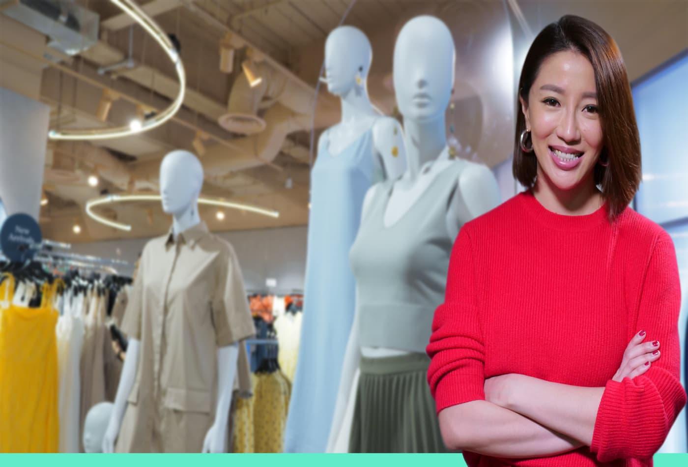 She borrowed her mom's life savings and built a multimillion-dollar fashion empire