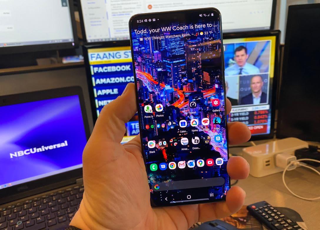 Samsung Galaxy S20 Ultra review: 5G, 100x zoom camera, 120hz display