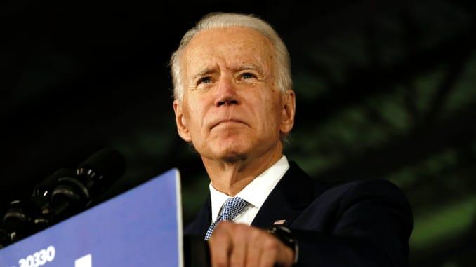 Biden Proposes Plans On Medicare And Student Debt As Job Losses Soar
