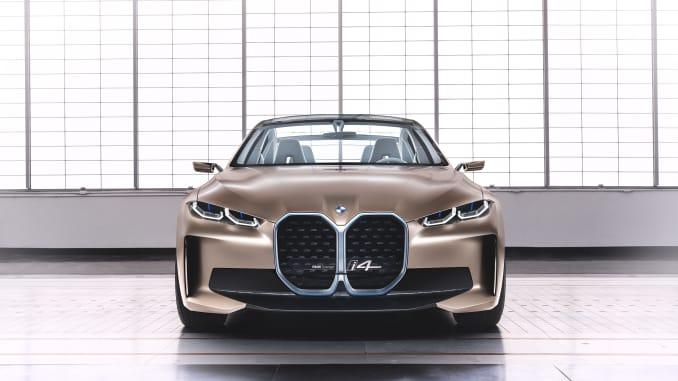 H/O - BMW i4 concept