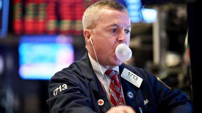 GP: NYSE trader bubble 200224