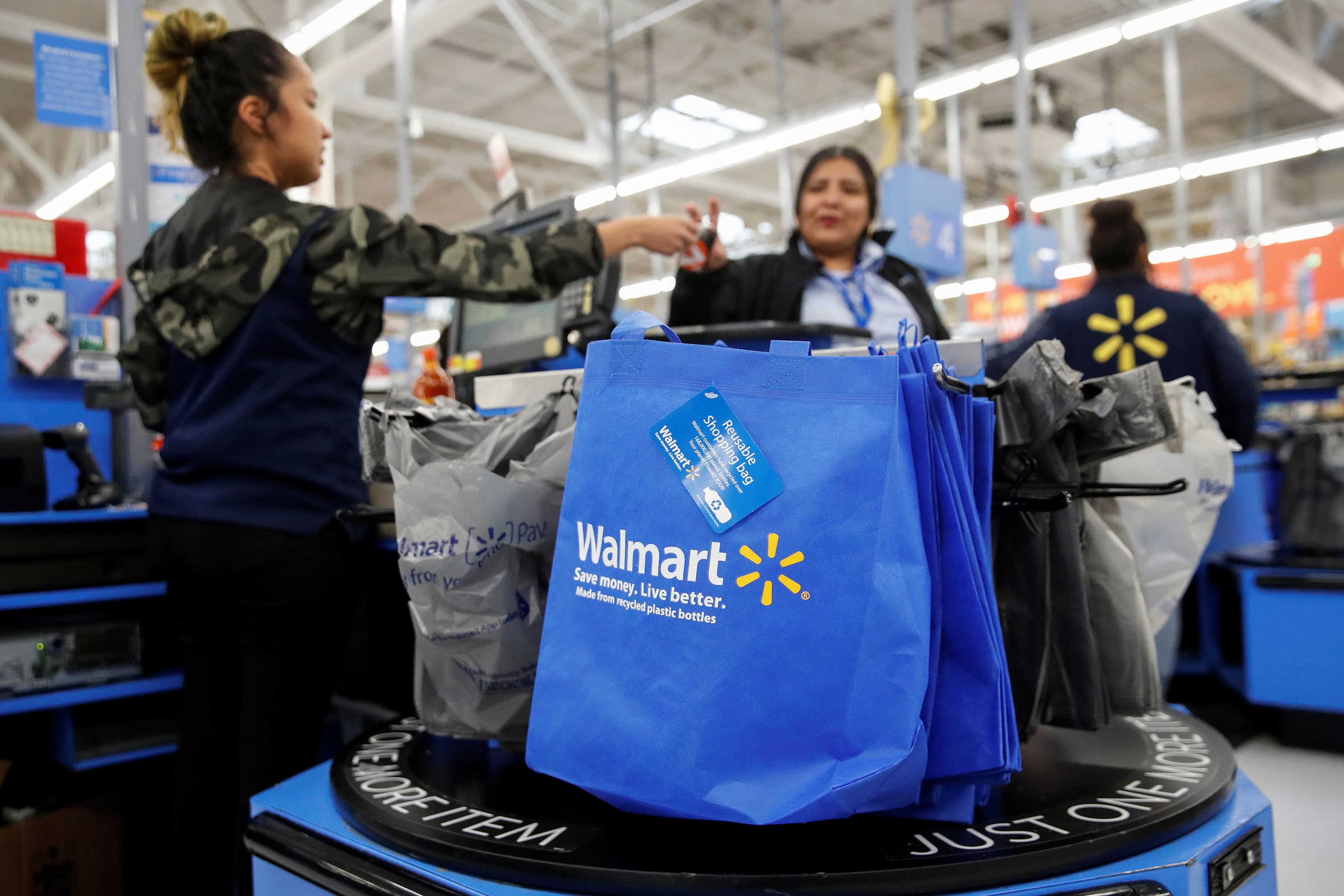 Walmart to offer rent relief to shops within its stores