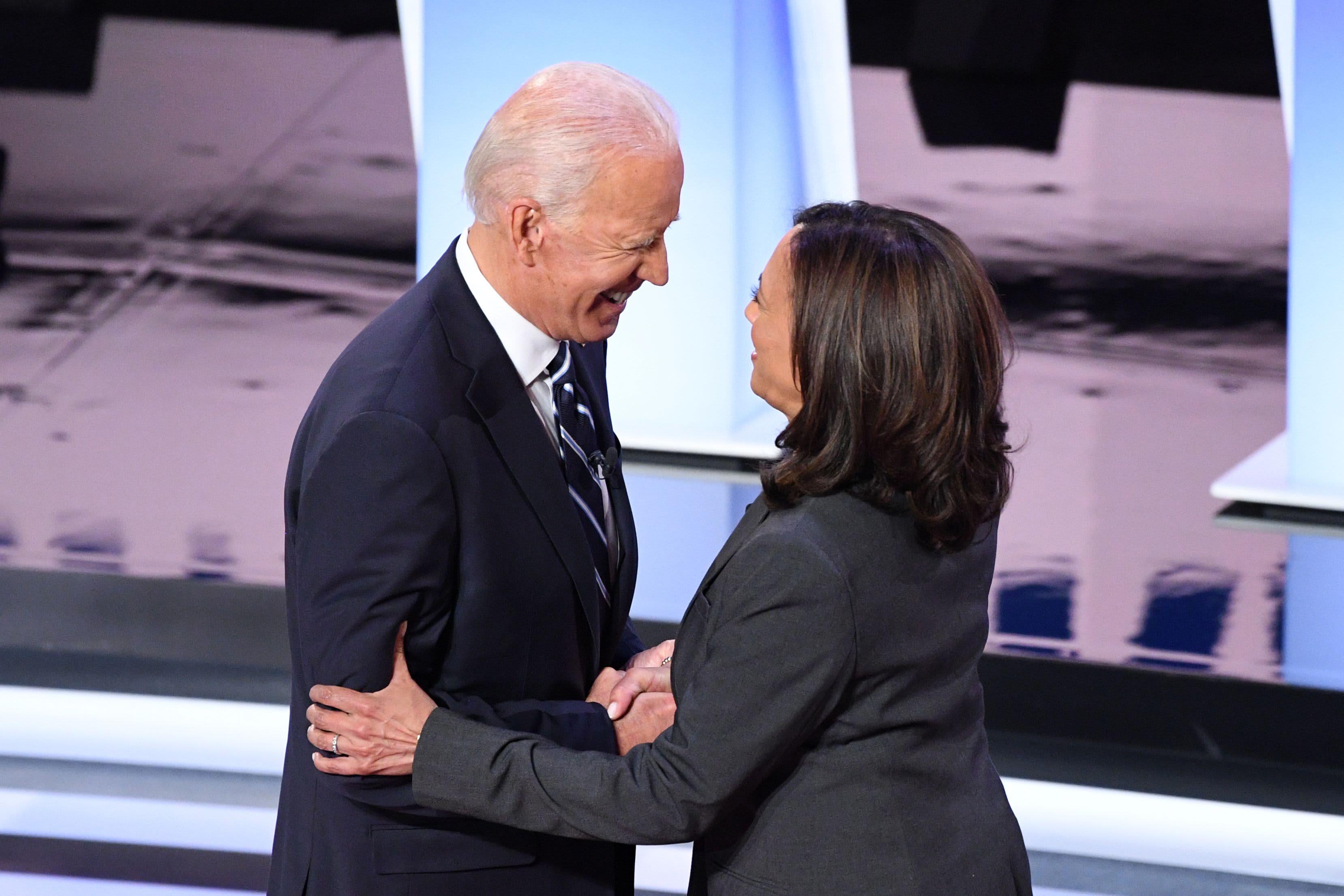 Senator Kamala Harris Endorses Joe Biden For Us President