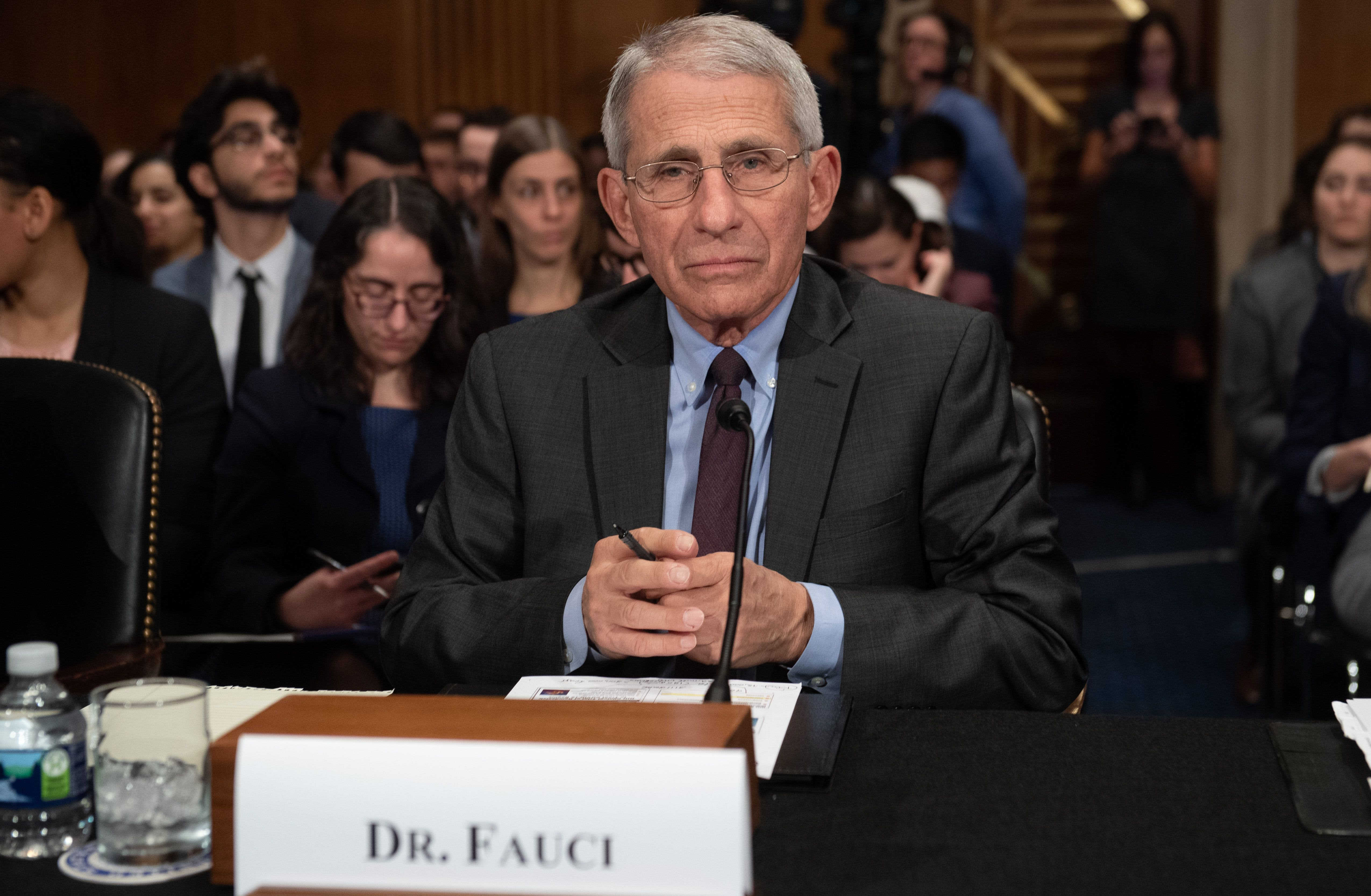What Fauci, other health officials plan to say at coronavirus hearing
