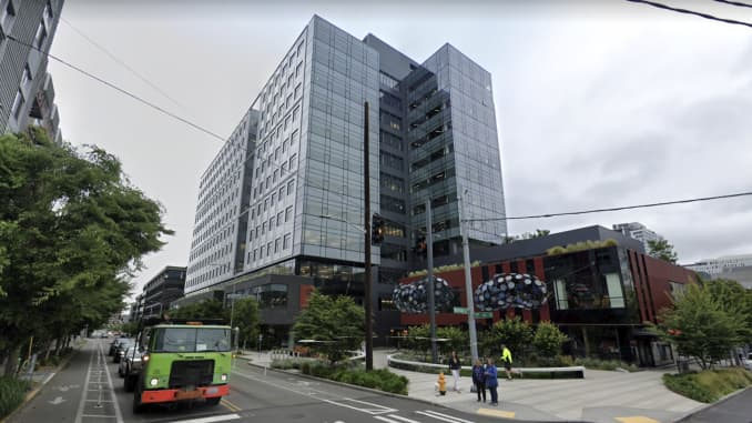 ONE TIME: Amazon Brazil offices in Seattle, WA