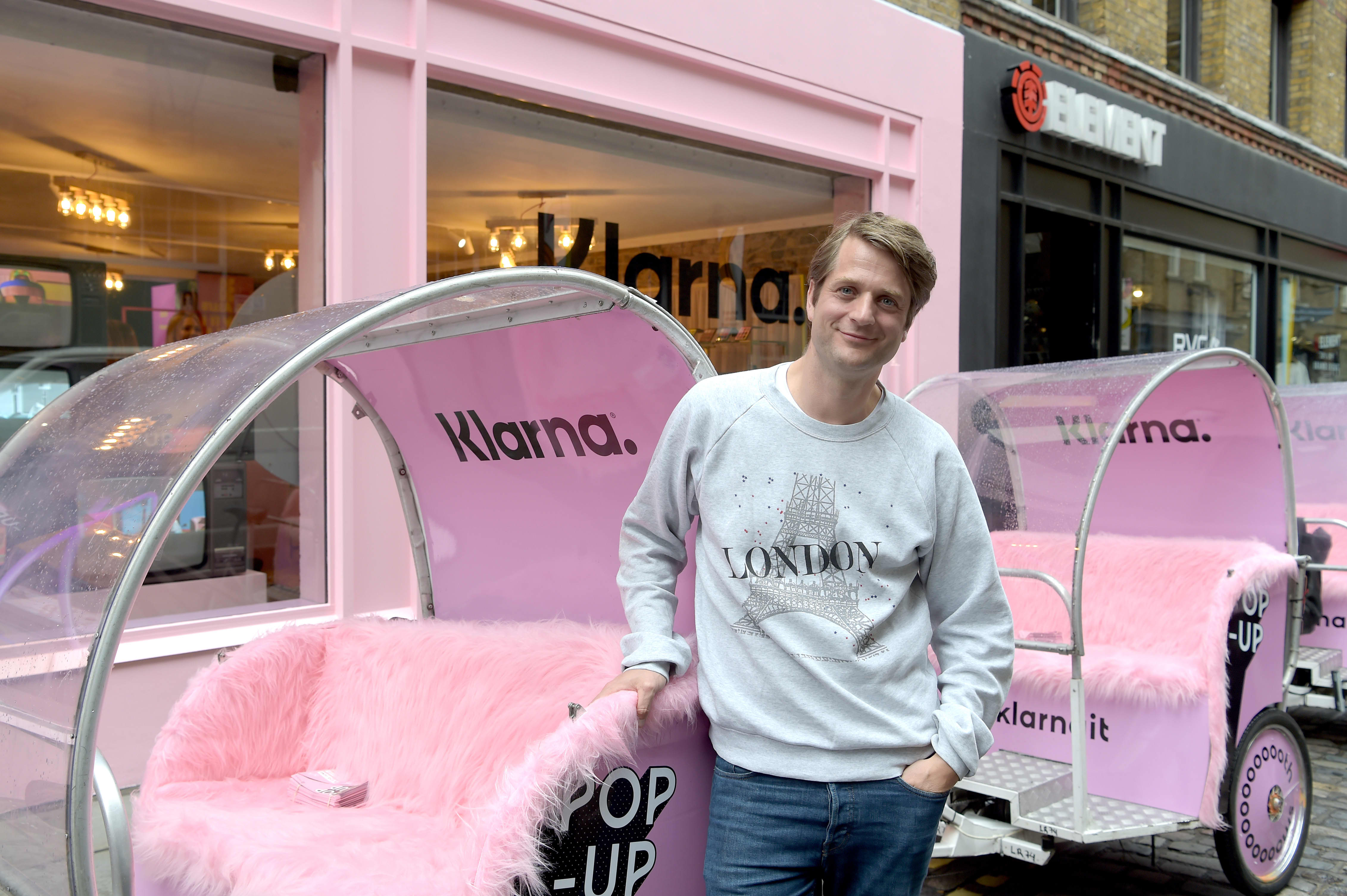 LONDON — Swedish fintech firm Klarna said Thursday that it raised $639 million in a new funding round led by SoftBank, valuing the company at $45.6