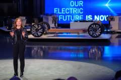 Investors finally reward General Motors' shift to EVs even as it cuts emerging mobility plans