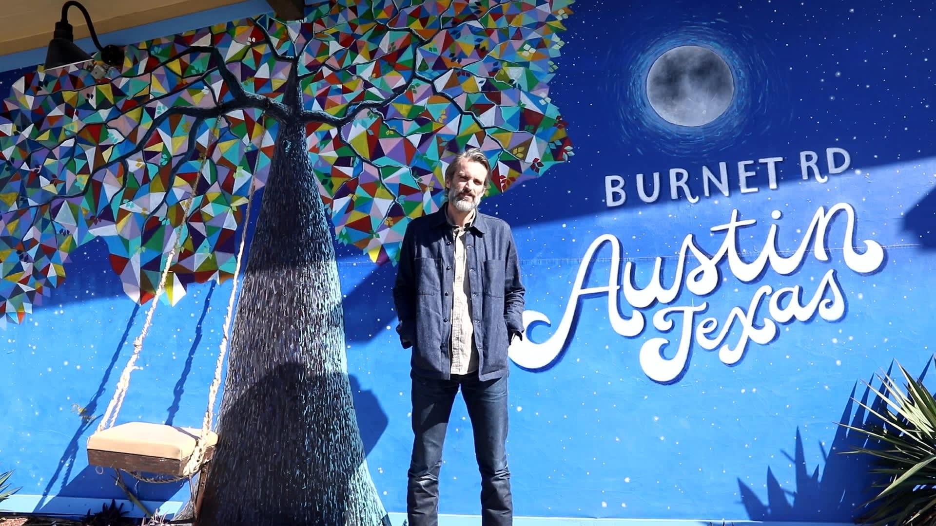 Bryce Dishongh in Austin, Texas.