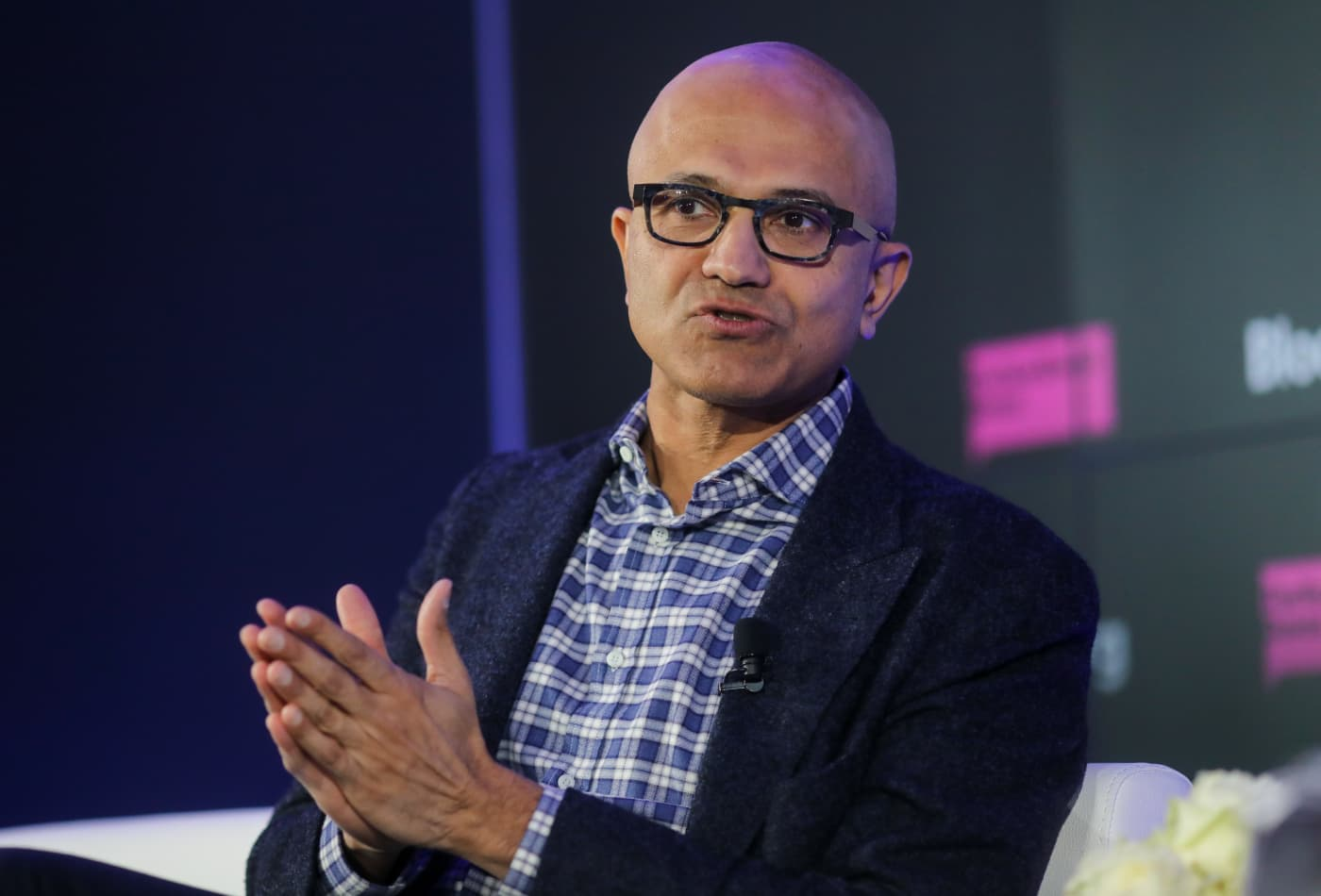 Microsoft CEO Satya Nadella: Saying 'my team is great and everyone else sucks' is not leadership