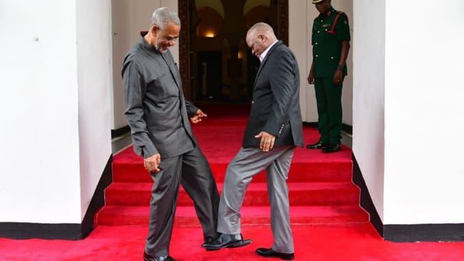 GP: Tanzania president John Magufuli Maalim Seif Sharif Hamad