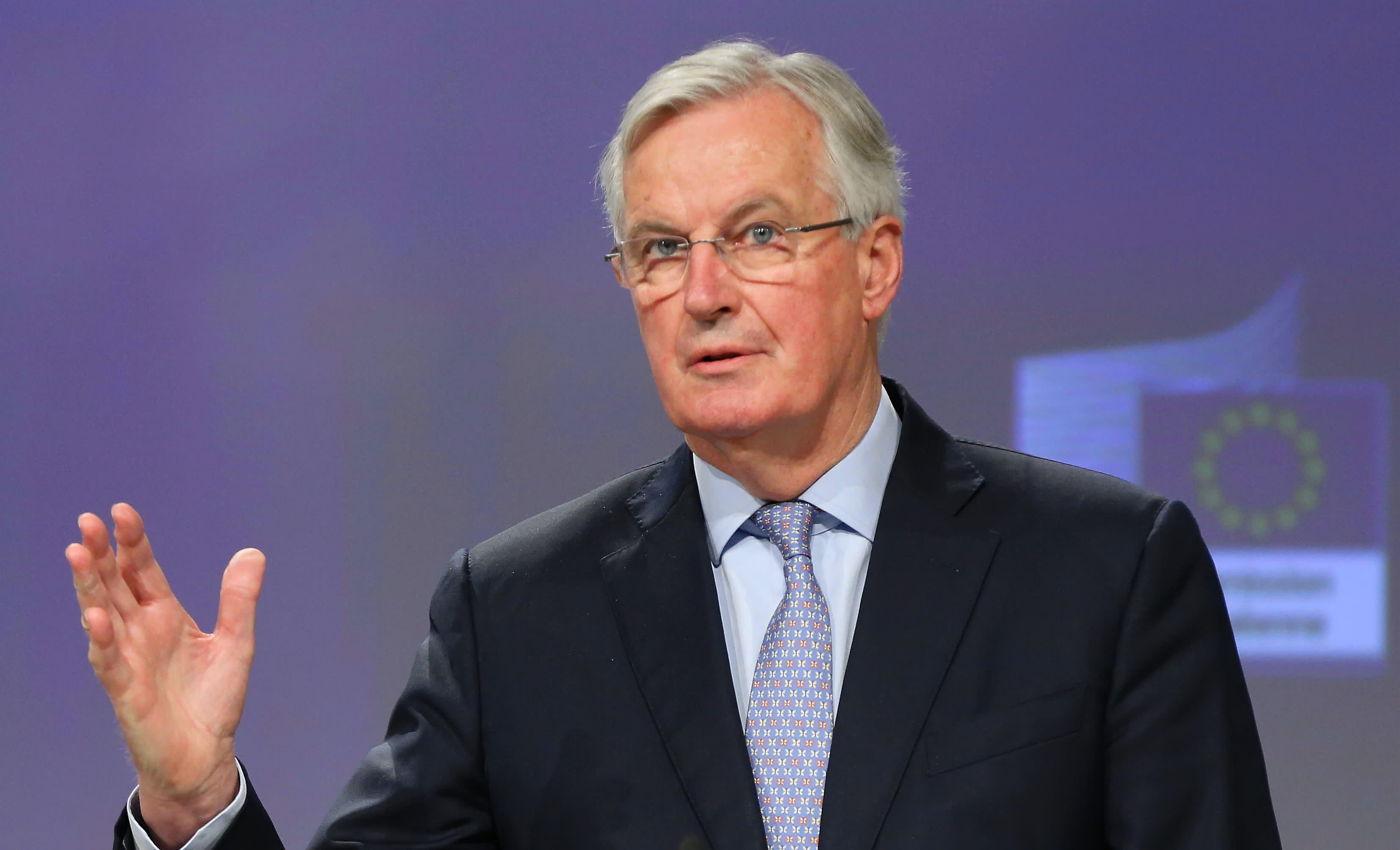 EU's Brexit negotiator Michel Barnier says he has tested positive for the coronavirus - CNBC 3