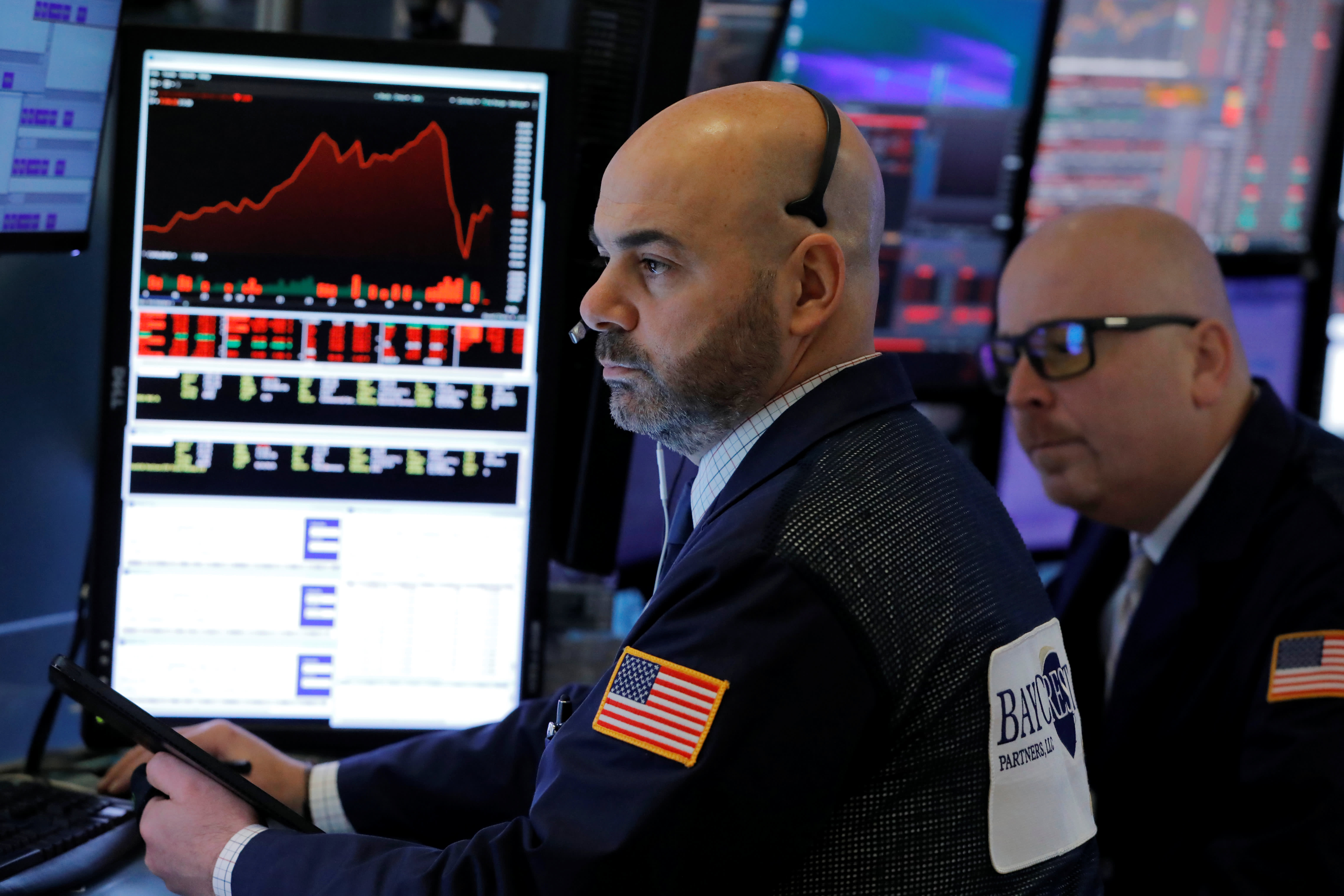 'Big fear' is gone, but the market is not 'ready to roar'