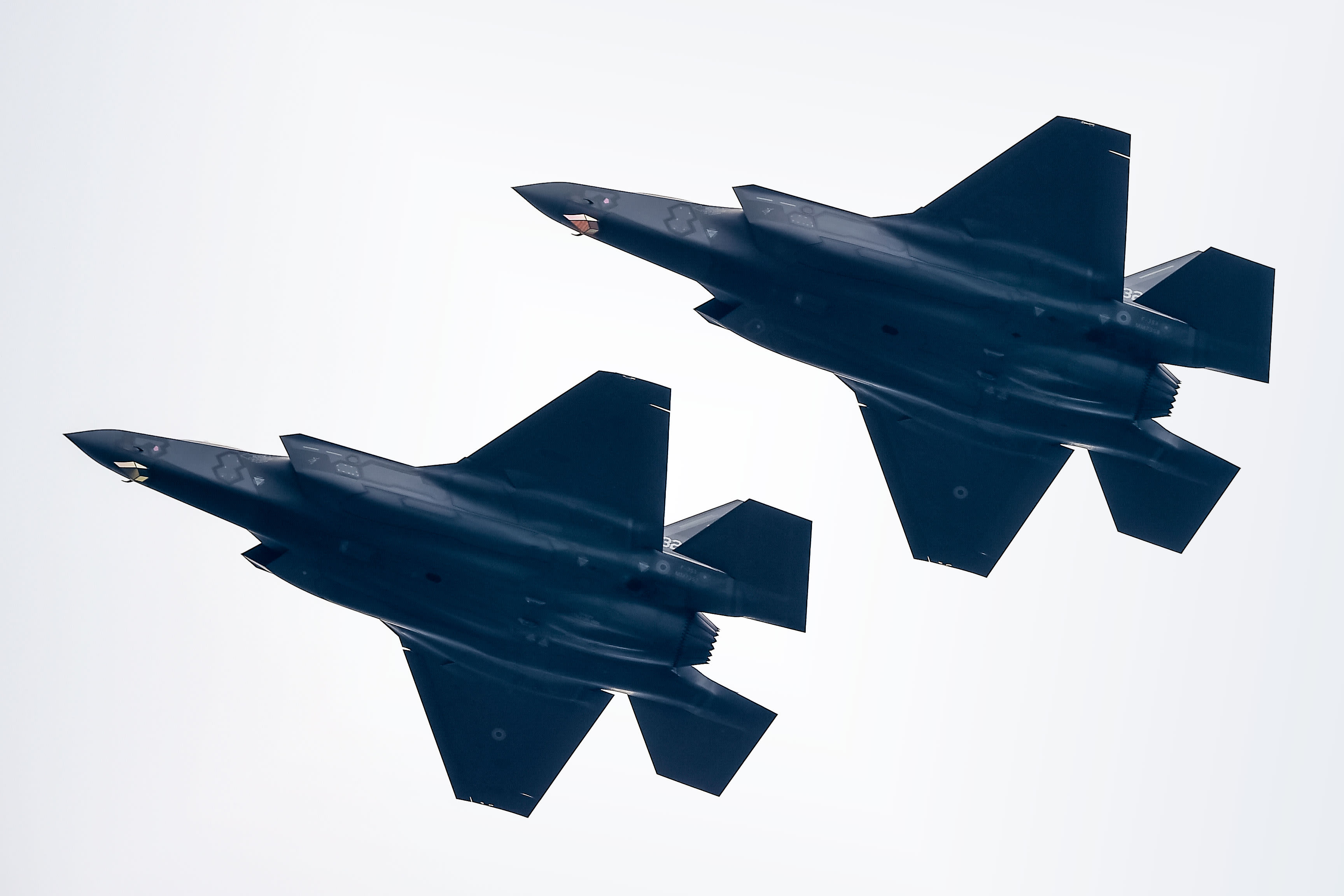 Trader says Lockheed Martin is the defense stock to play. Here's why