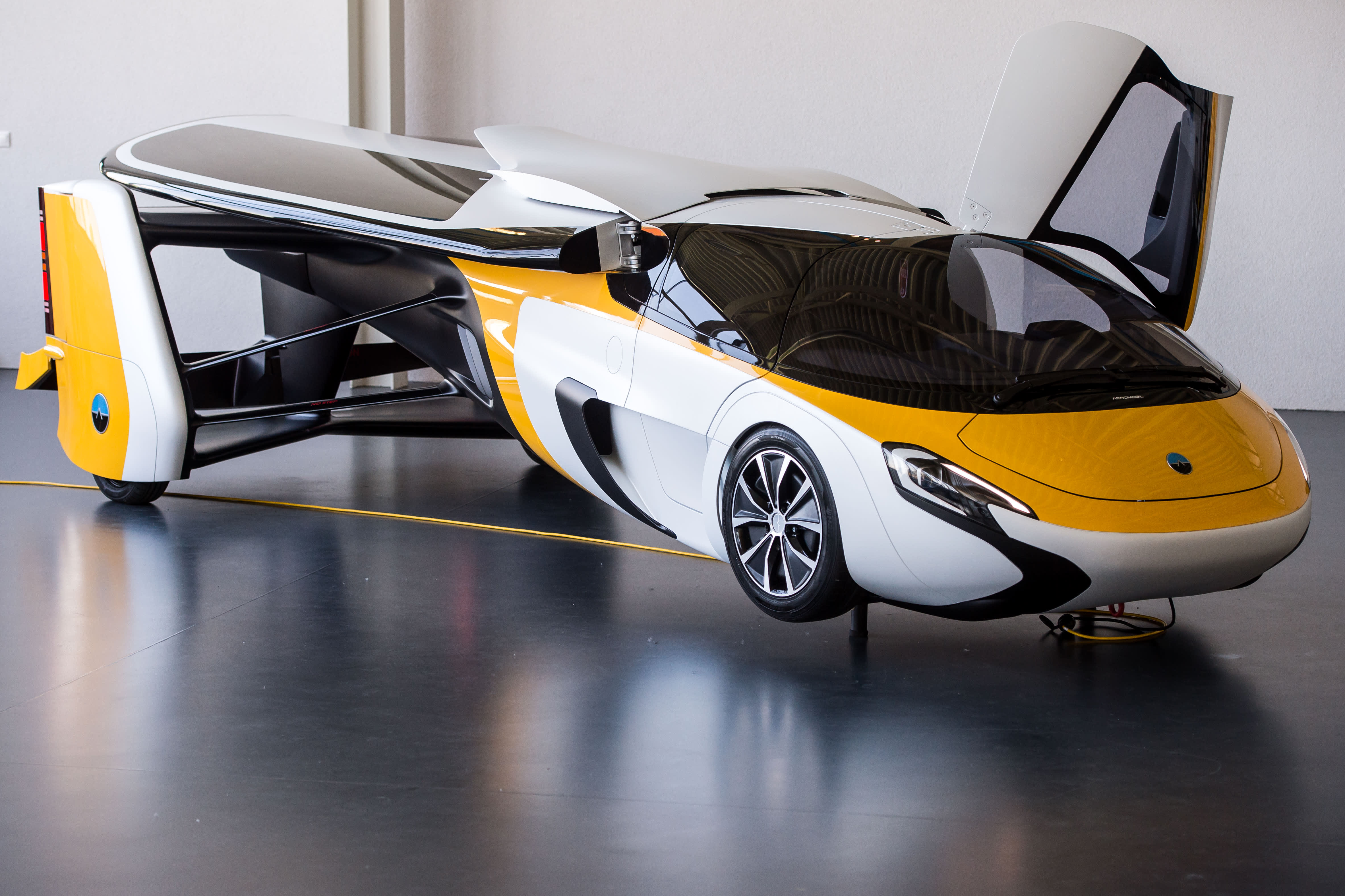 Flying Cars You Might Not Own One But You May Still Commute By Air