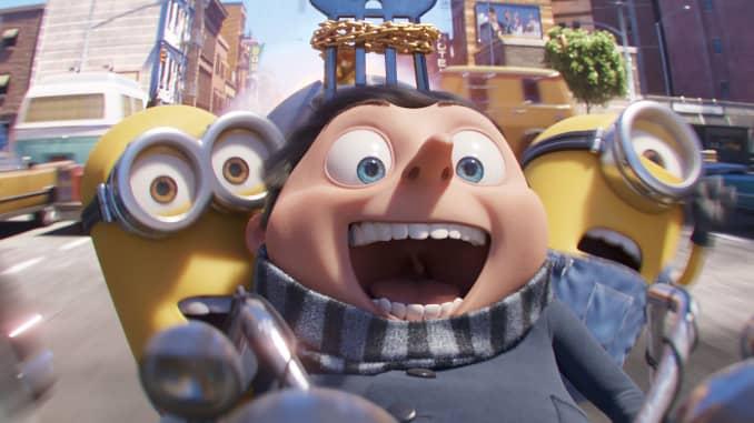 """""""Minions: The Rise of Gru"""" adalah sekuel dari film tahun 2015, """"Minions"""", dan spin-off / prekuel dari serial film utama """"Despicable Me""""."""