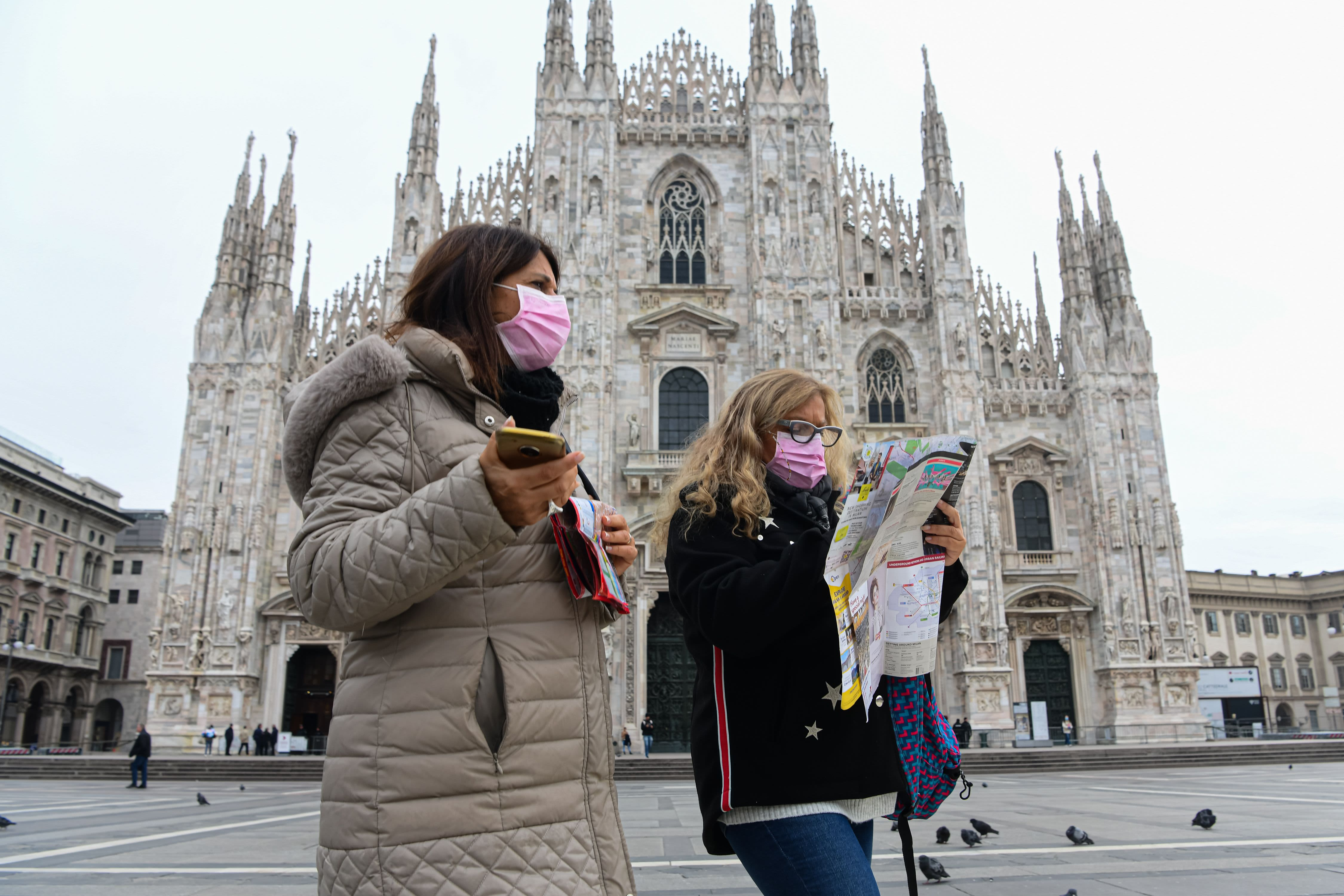 Italy plans to lock down Milan area, nation's financial hub, in ...