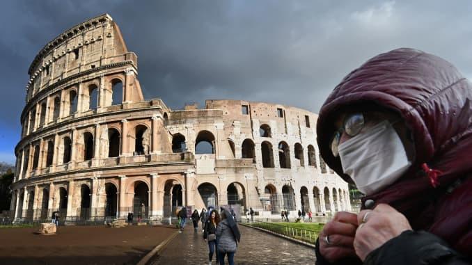 GP: Coronavirus Rome Italy