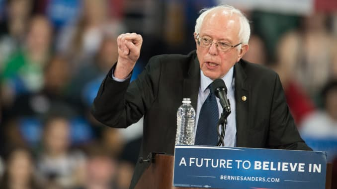 GP: Bernie Sanders Missouri