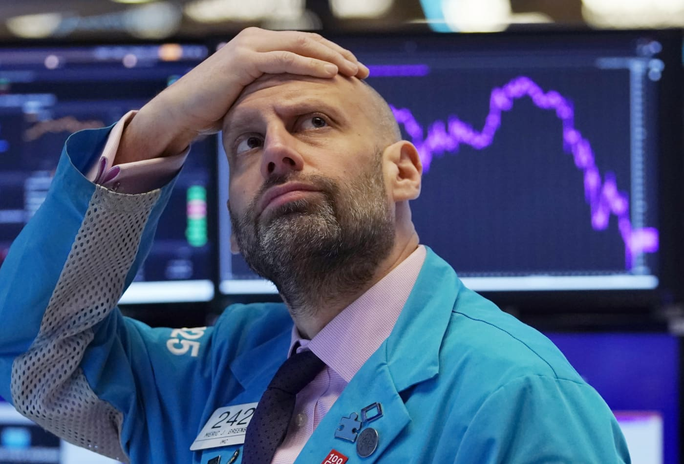 The market triggered a 'circuit breaker' that kept stocks from falling through the floor. Here's what you need to know