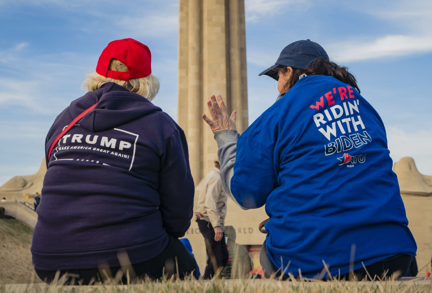 The economy, Covid-19 and racial inequality are voters' top concerns ahead of the first Trump-Biden debate