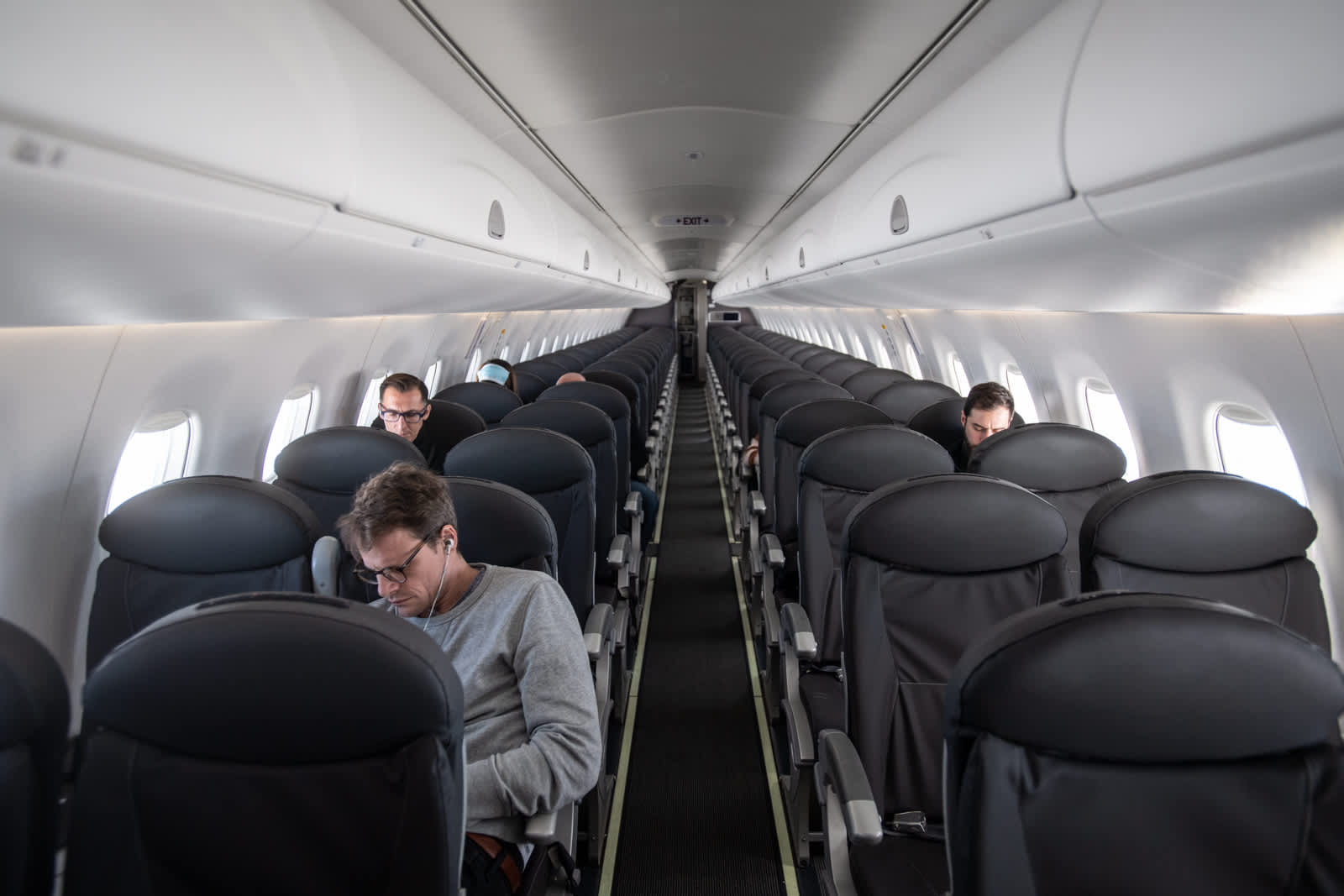 Some airlines are running near-empty ghost flights