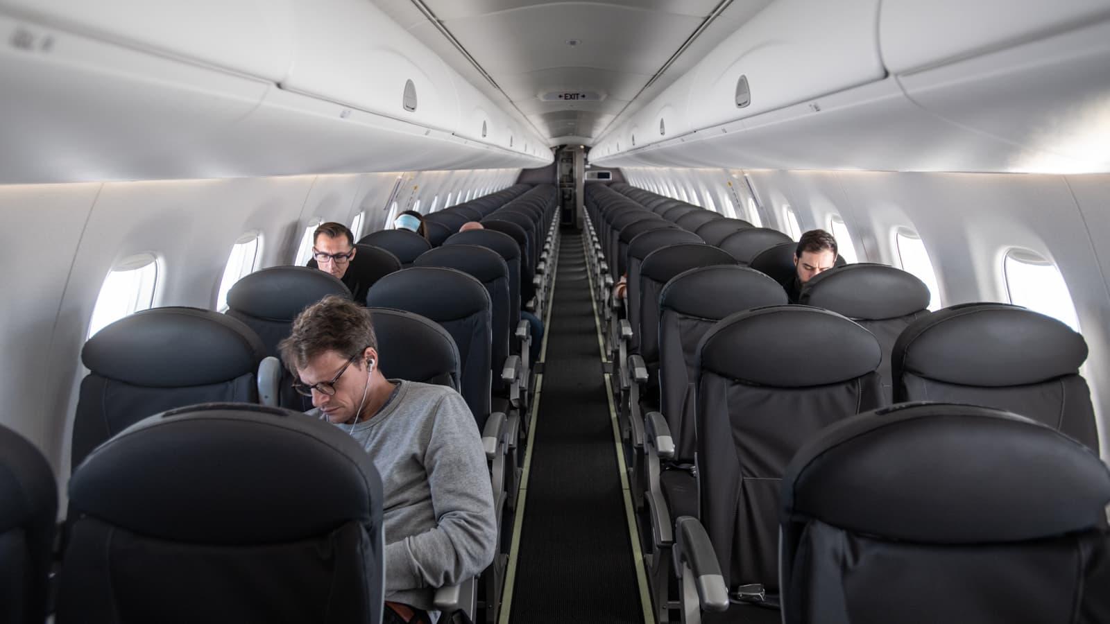 Coronavirus Some Airlines Are Running Near Empty Ghost Flights