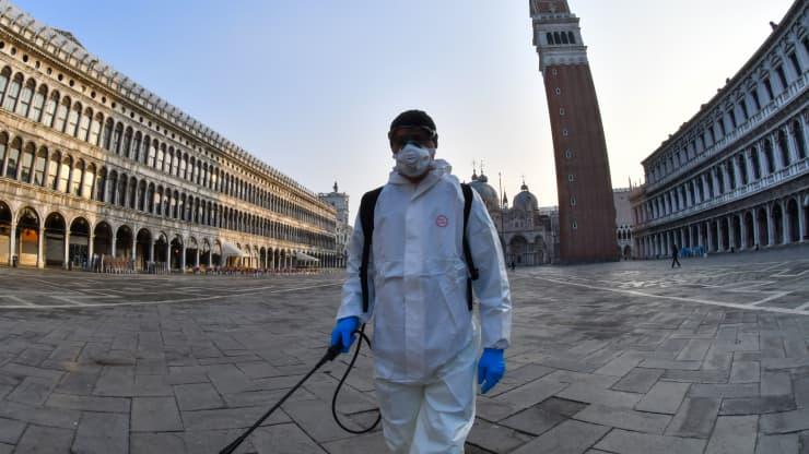GP: Coronavirus: Venice Italy