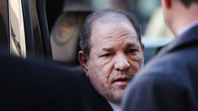 GP: Jury Deliberations Continue In Harvey Weinstein Rape And Assault Trial  Harvey Weinstein Sentenced to 23 Years in Prison