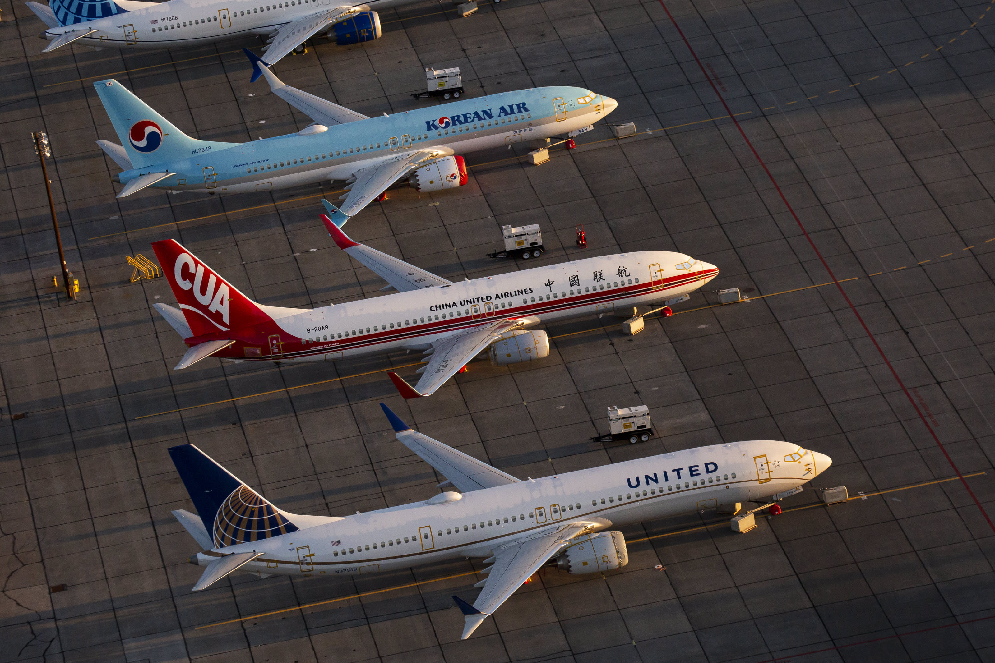 Boeing 737 Max cancellations pile up in bleak start to the year