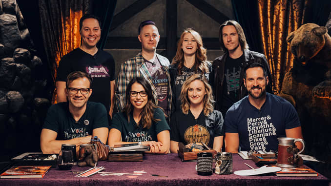 Critical Role Helped Spark A Dungeons Dragons Renaissance