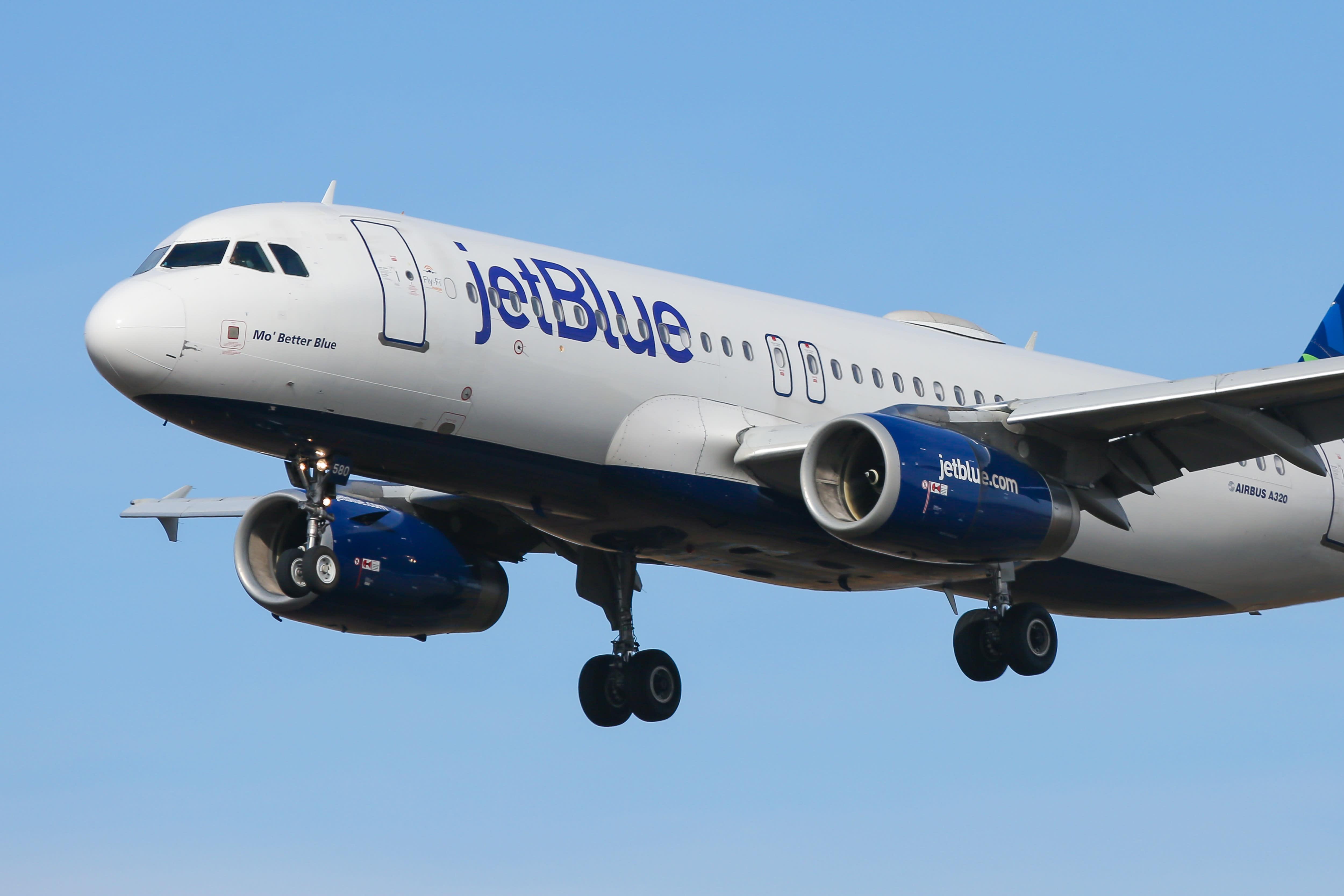 JetBlue cuts schedule to essential flights as coronavirus spreads