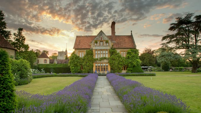 HO: Le Manoir UK 200313