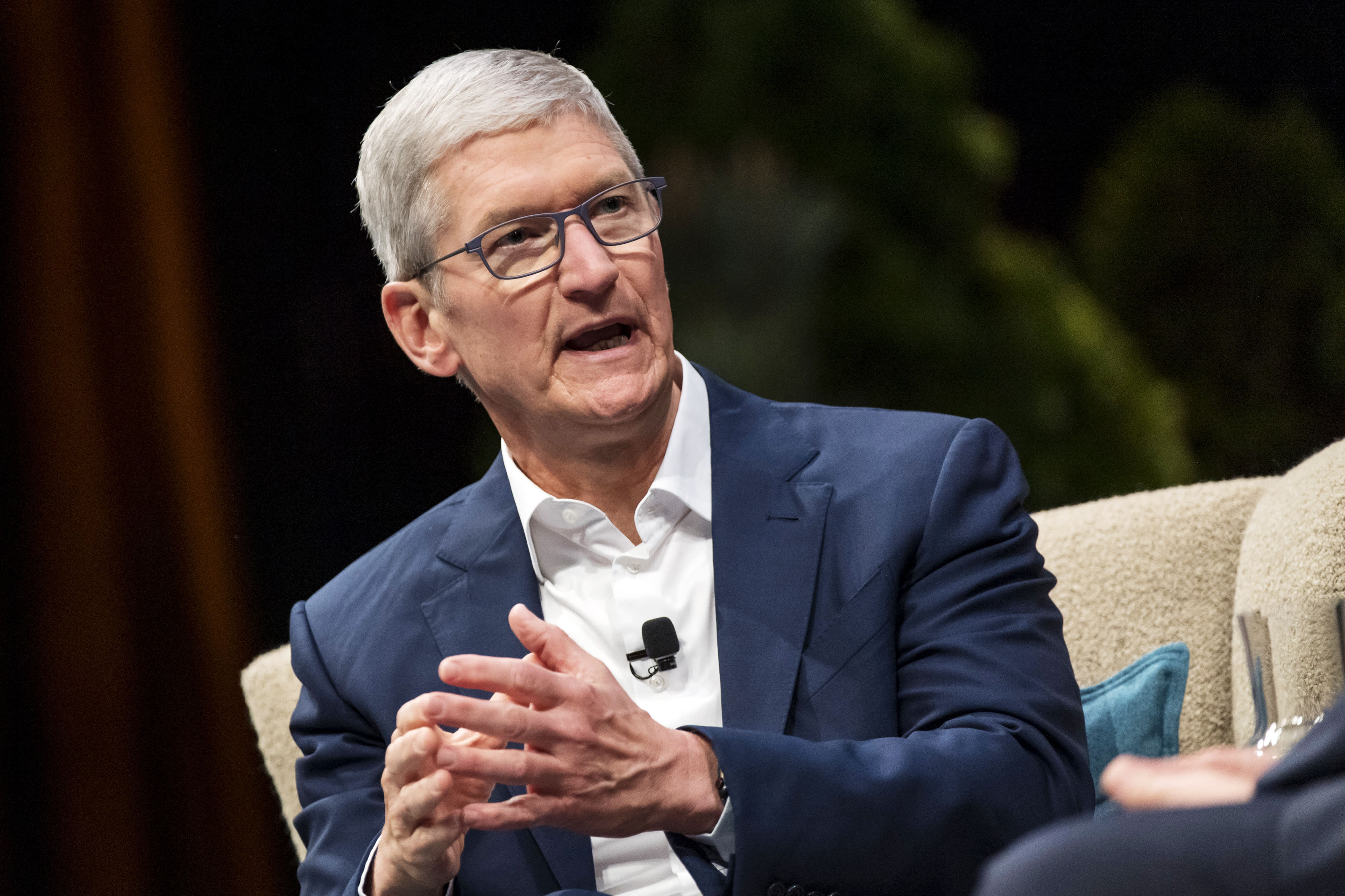 Tim Cook commits $100 million to Apple program for racial justice after killing of George Floyd