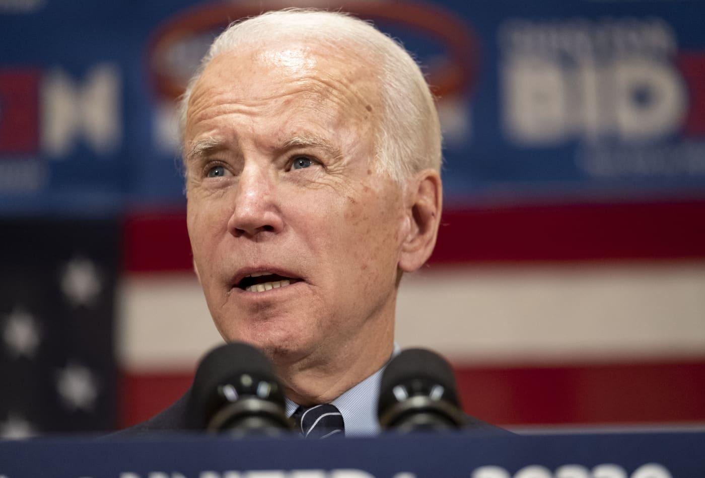 Biden leads Sanders in Ohio and Arizona as he looks to extend his primary edge: NBC/Marist polls