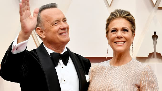 Coronavirus: Tom Hanks and Rita Wilson released from hospital